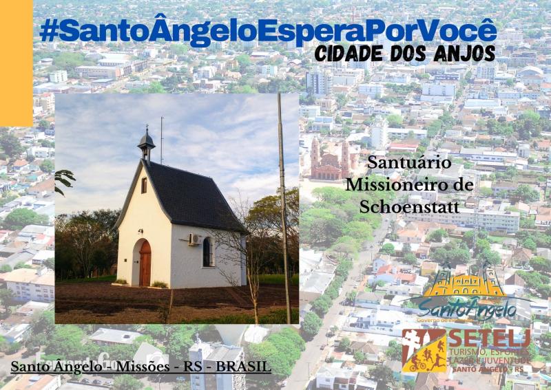 CONHEÇA SANTO ÂNGELO