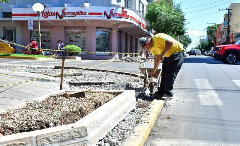 Governo retoma ações de revitalização urbana