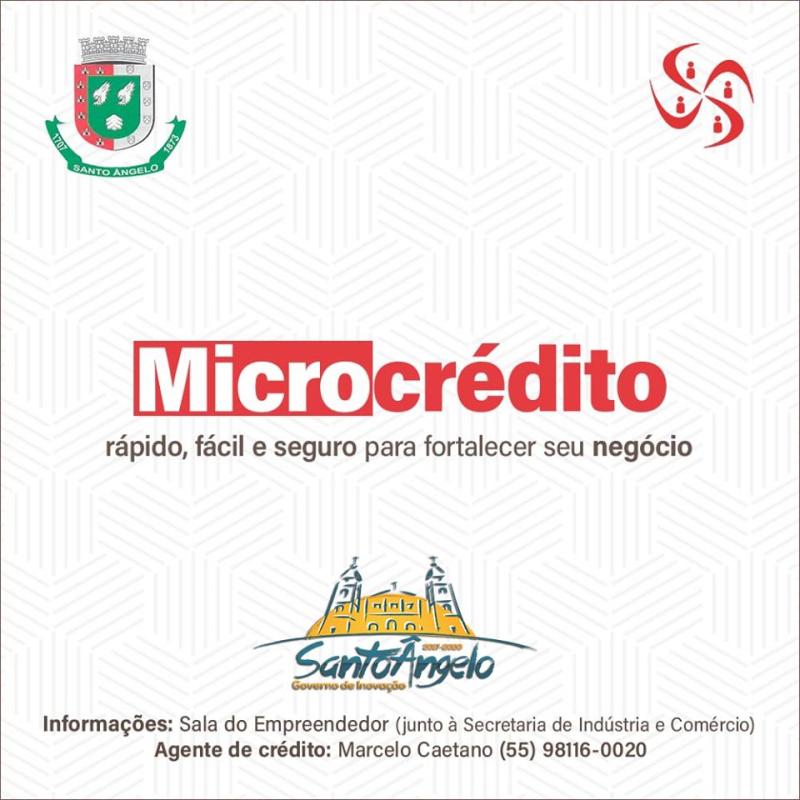 Parceria amplia oferta de microcrédito para o setor produtivo