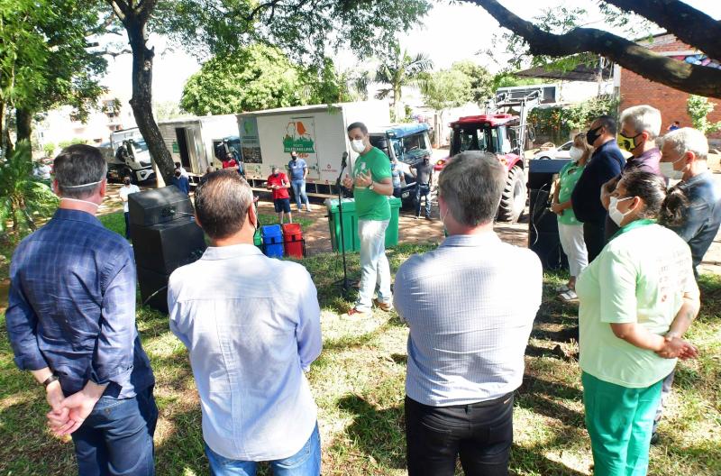 Ecos do Verde recebe maquinário e projeta expansão