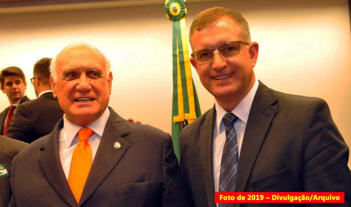 Lasier Martins confirma emenda de R$ 250 mil para Santo Ângelo