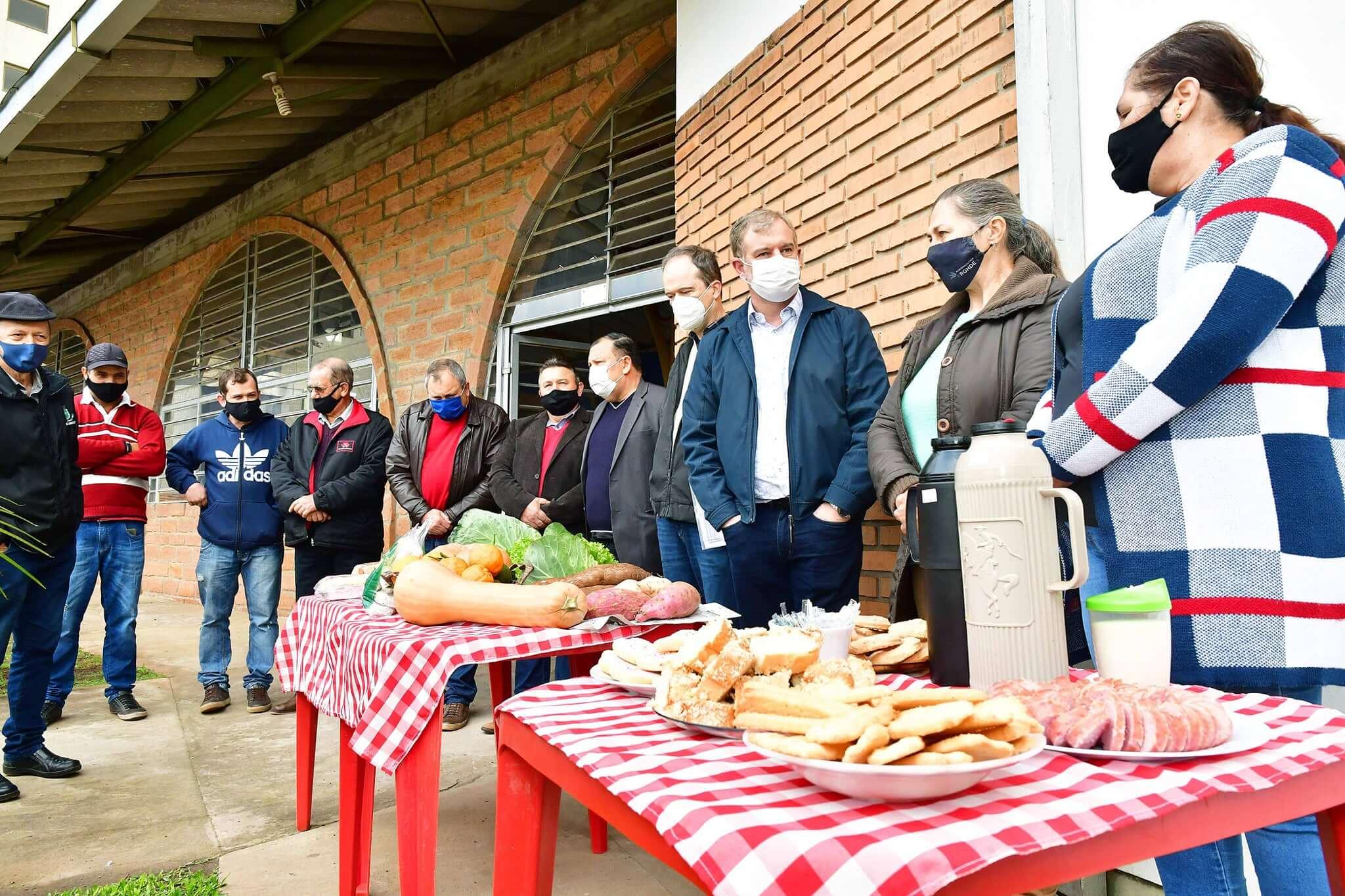 Aberta a Semana Municipal da Agricultura Familiar