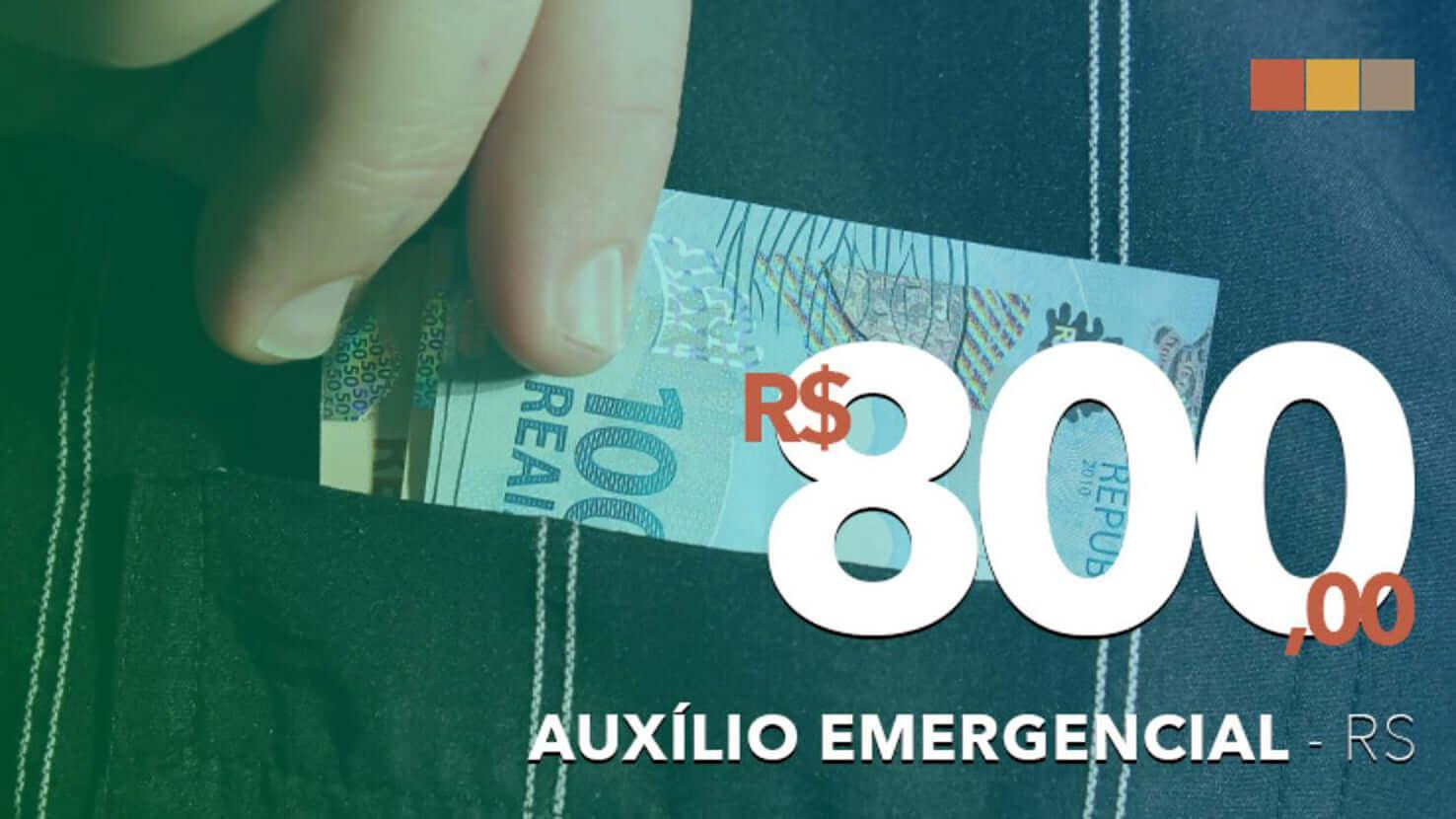 Município faz chamamento para concessão de auxílio emergencial