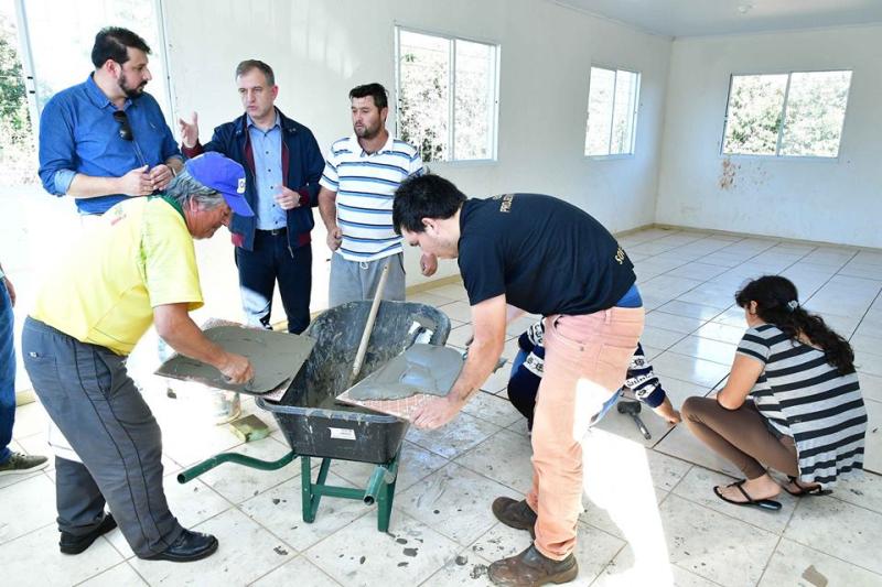 Habitação realiza oficinas de capacitação para assentados
