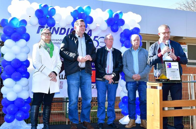 Governo participa das comemorações da Fundimisa