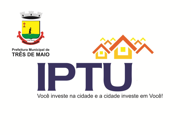 Carnês de IPTU são distribuídos em Três de Maio