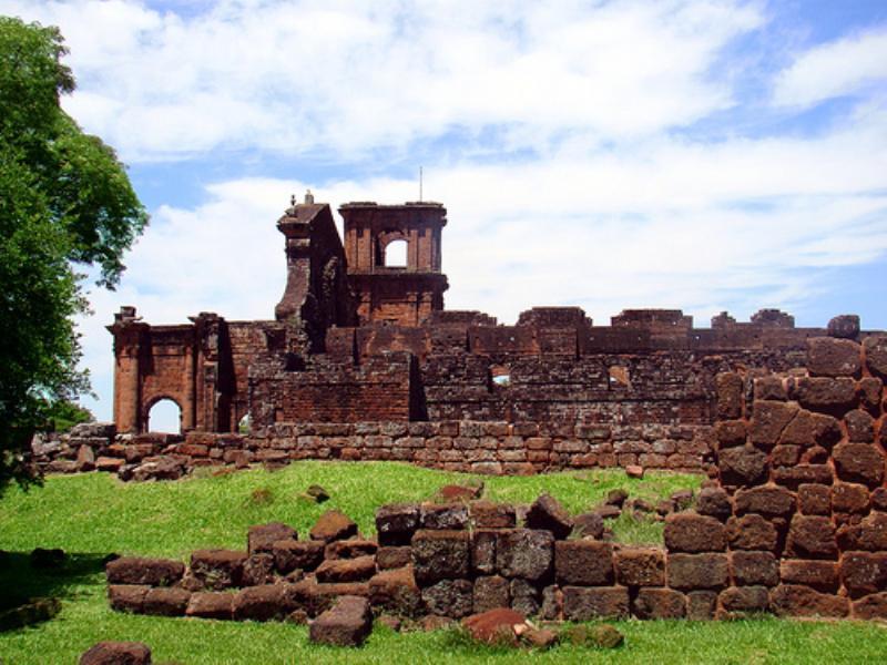 Pontos Turísticos- Sítio Arqueológico de São Miguel