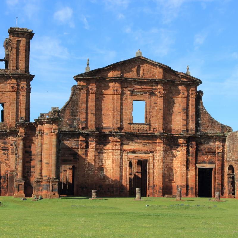 Sítio Histórico São Miguel Arcanjo