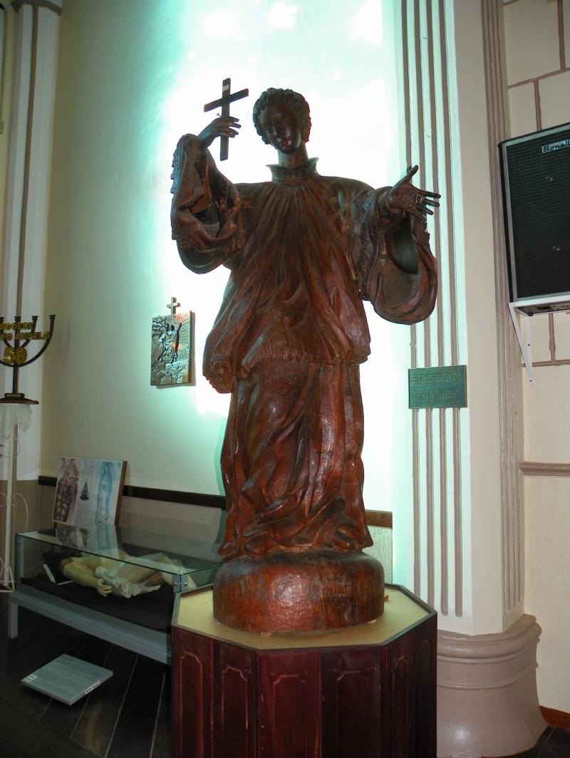Estatuária Missioneira