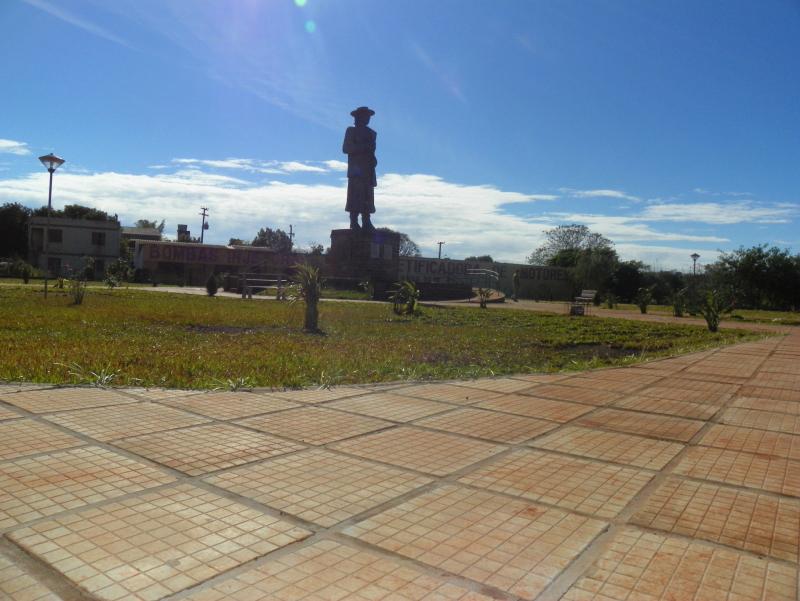 Praça Jayme Caetano Braun