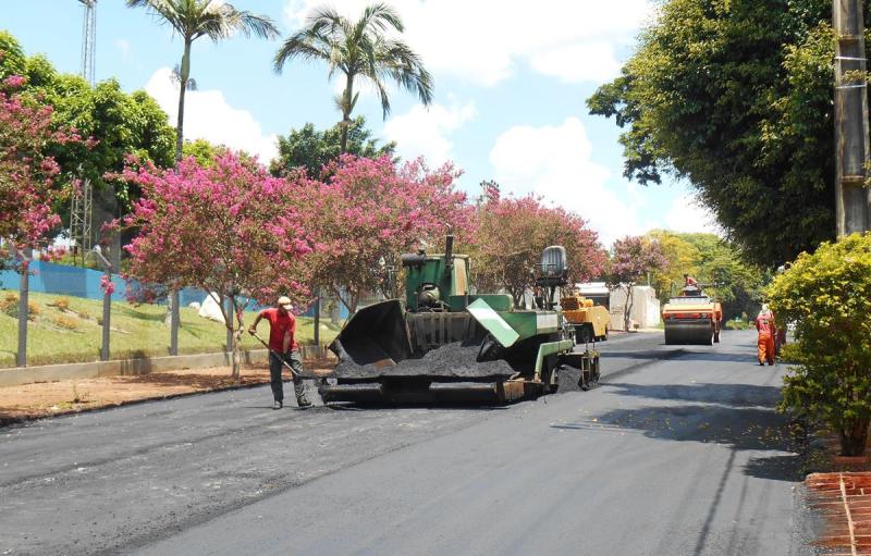 Município busca financiamento de R$ 10 milhões para investimentos na infraestrutura urbana