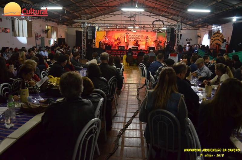 Manancial Missioneiro da Canção - 7ª edição do festival da Bossoroca/2018