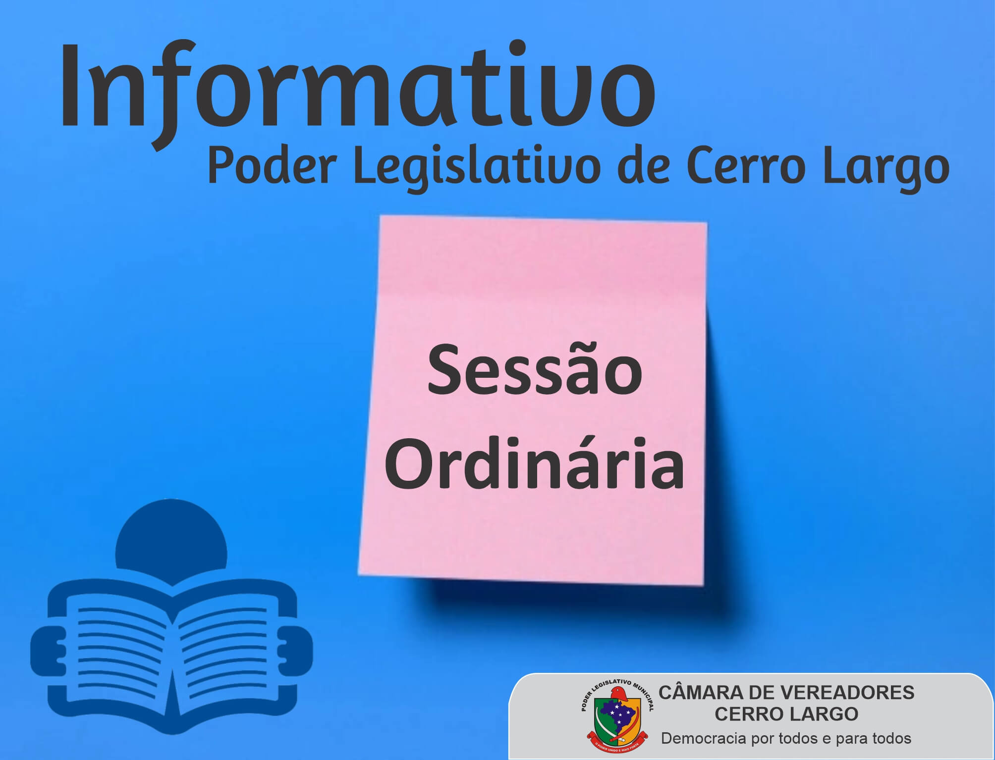 INFORMATIVO SESSÃO ORDINÁRIA DO DIA 25.10.2021